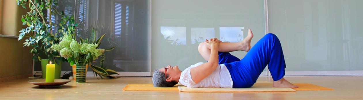 Yoga mit Gerti – Beckenboden