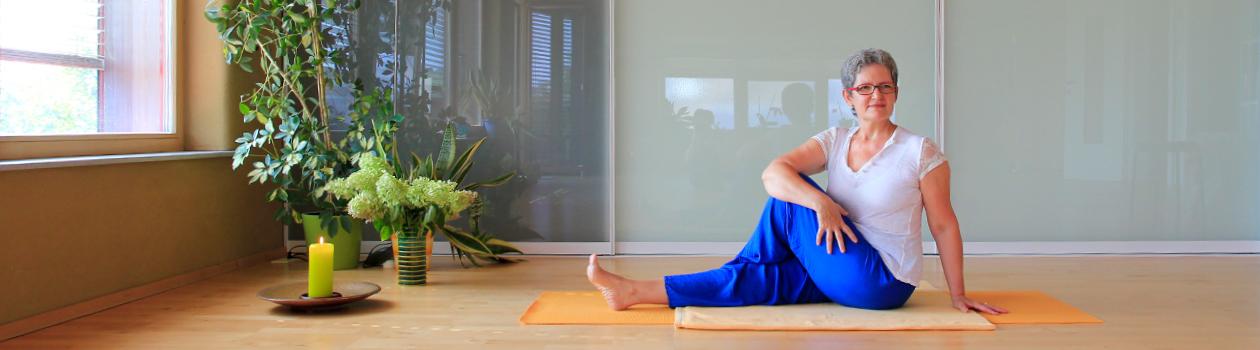 Yoga mit Gerti –Hormonyoga