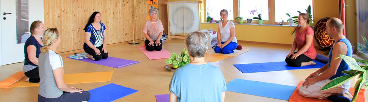 Kundalini Yoga Kurs mit Gerti Stoiber