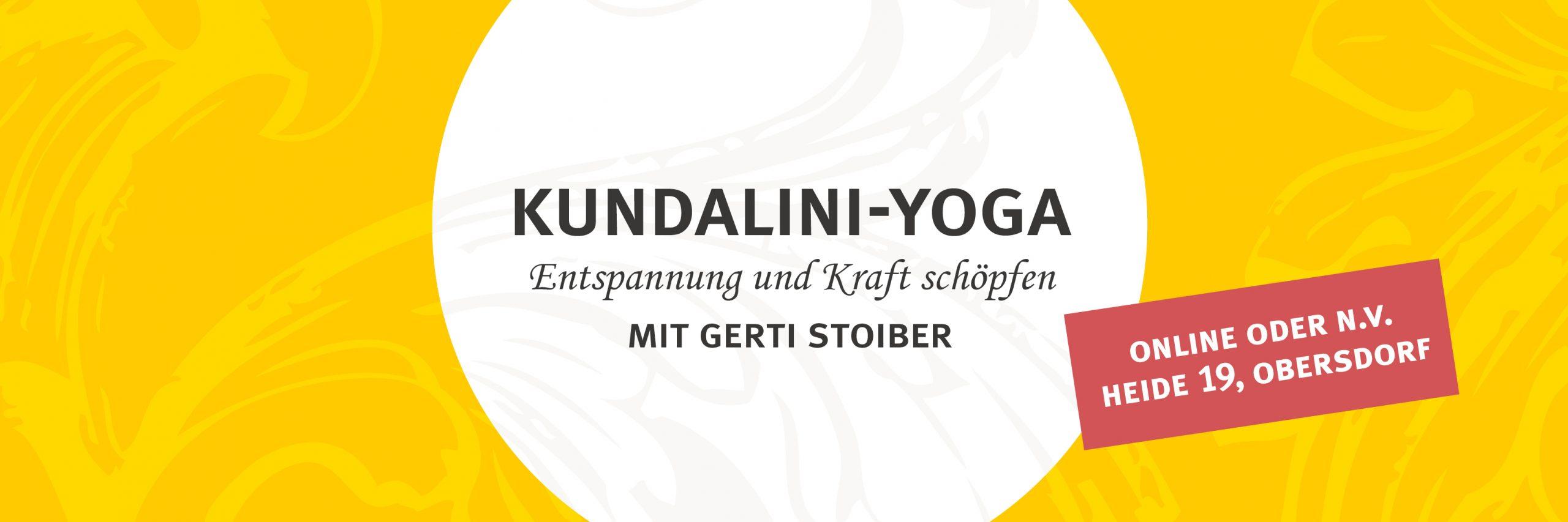 Gerti Stoiber's Yogaraum